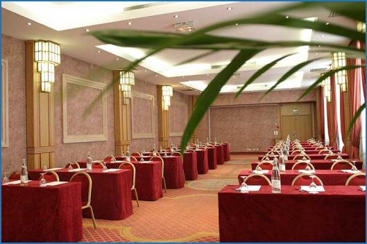 Salle de séminaire de l'Hotel Aston Nice